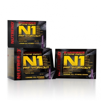 N1 10x17g - Nutrend
