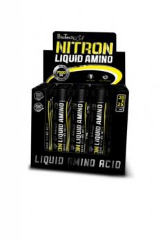 Nitron - Liquid amino ampule 20 x 25ml - BioTech USA