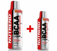 BCAA LIQUID 1000ml + 500ml - Nutrend