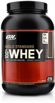 100% Whey Gold Standard 908g - Optimum Nutrition