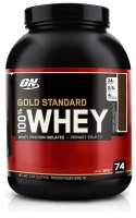 100% Whey Gold Standard 2270g - Optimum Nutrition - EXP 6/2019