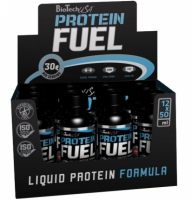 PROTEIN FUEL 12x50ml - BioTech USA