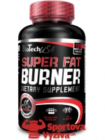 Super Fat Burner 120 tab. - BioTech USA