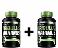 Tribulus Terrestris - Tribulus Maximus 90 tab. + 90 tab. BioTech USA