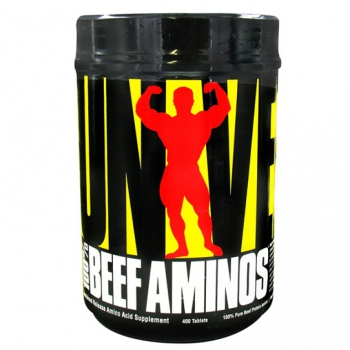 100% Beef Aminos 400tab. - Universal