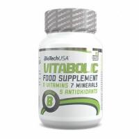 VitaBolic 30 tab. - BioTech USA