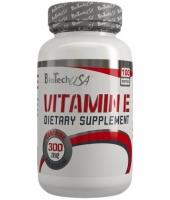 Vitamin E 100 kaps.