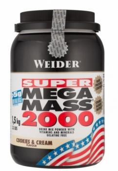 Super Mega Mass 2000 - 1500g - Weider