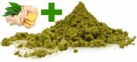 Zelená káva so zázvorom 250g